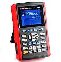 Портативный цифровой осциллограф UNI-T UTD1025CL (UTDM 11025CL)