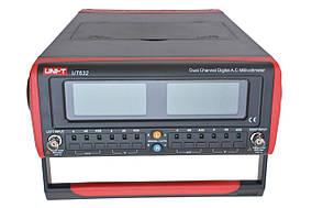 Цифровой вольтметр переменного тока UNI-T UT632 от 4мВ до 400В (PR1379)