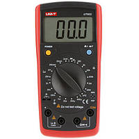 RLC мультиметр измеритель иммитанса сопротивление индуктивность емкость UNI-T UT603 UTM 1603 (PR1400)