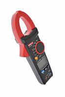 Токоизмерительные клещи TrueRMS AC/DC 400А 600В 40МОм 40мФ 1МГц 1000°C UNI-Т UT213C UTM 1213C (PR1412)