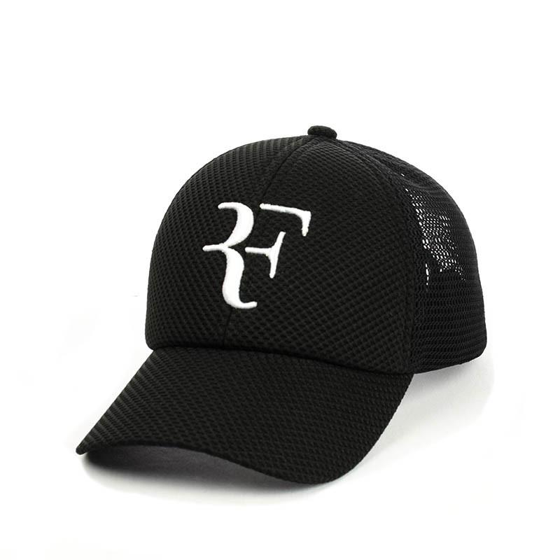 Кепка- бейсболка  с сеткой RF