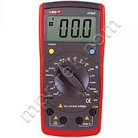 RLC мультиметр измеритель иммитанса сопротивление индуктивность UNI-T UT602 UTM 602 (PR1515)