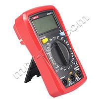 Цифровой мультиметр UNI-T UT33C + 600В 10А 20МОм 1000°C (PR1589)