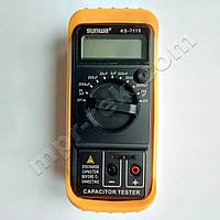 Измеритель емкости цифровой SUNWA KS-7115 до 20000мкФ (PR1663)