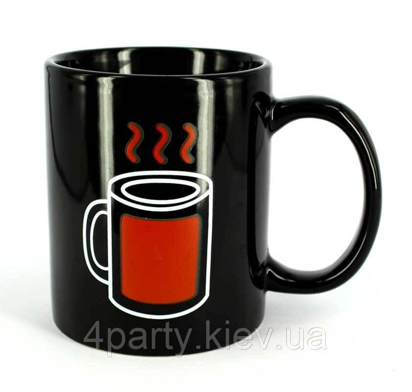 Чашка Горячая кружка 110316-406