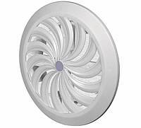 Решетка круглая СФ 100 с жалюзи, фото 1