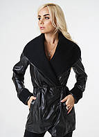 Куртка Lux Look 46 черный (LL-757)