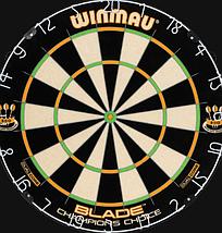 Дартс проф.мишень Champion Choice Winmau Англия, фото 3