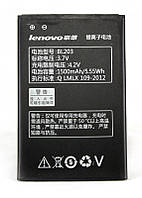 Аккумулятор PowerPlant Lenovo A369i (BL203)
