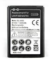 Аккумулятор PowerPlant LG BL-54SG (Optimus G2)