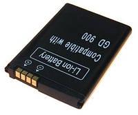 Аккумулятор PowerPlant LG IP-520N (GD900)