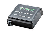 Аккумулятор PowerPlant GoPro AHDBT-401