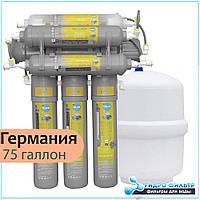 Немецкий фильтр обратного осмоса Bluefilters New Line RO-7, фото 1