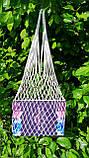 Сумка на плечо - Блестящая сумка - Шопер сумка - Сумка для покупок - Пати сумки - Французская сумка , фото 2