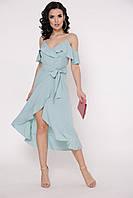Платье Бони однотон , фото 1