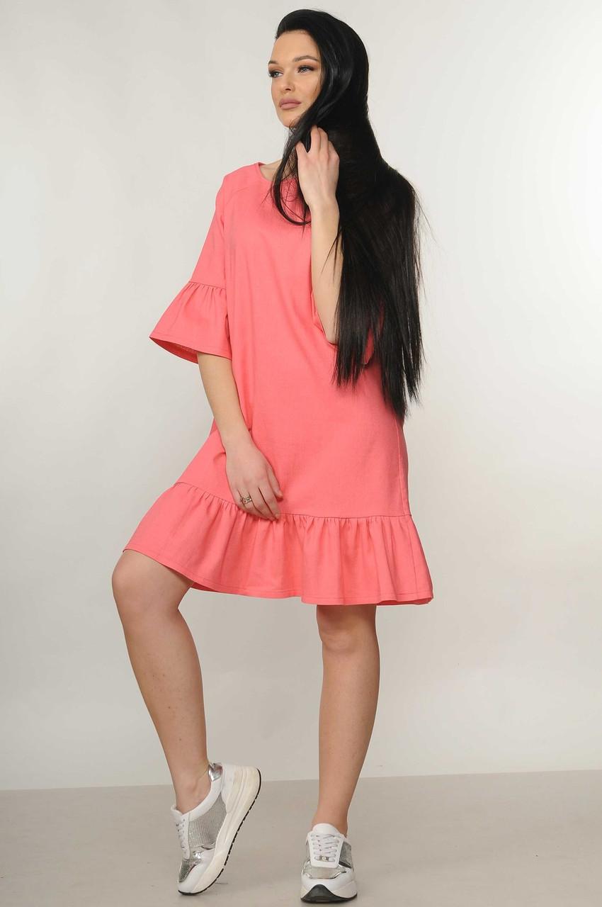 dc538e7e11ad784 Легкое платье из льна с 42 по 52 размер, цена 680 грн., купить в ...