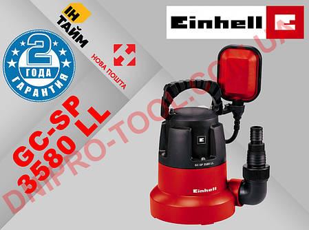 Насос садовый для чистой воды Einhell GC-SP 3580 LL (4170445), фото 2