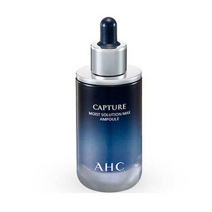 Увлажняющая антивозрастная ампульная сыворотка AHC Capture Moist Solution Max Ampoule 50 ml, фото 2
