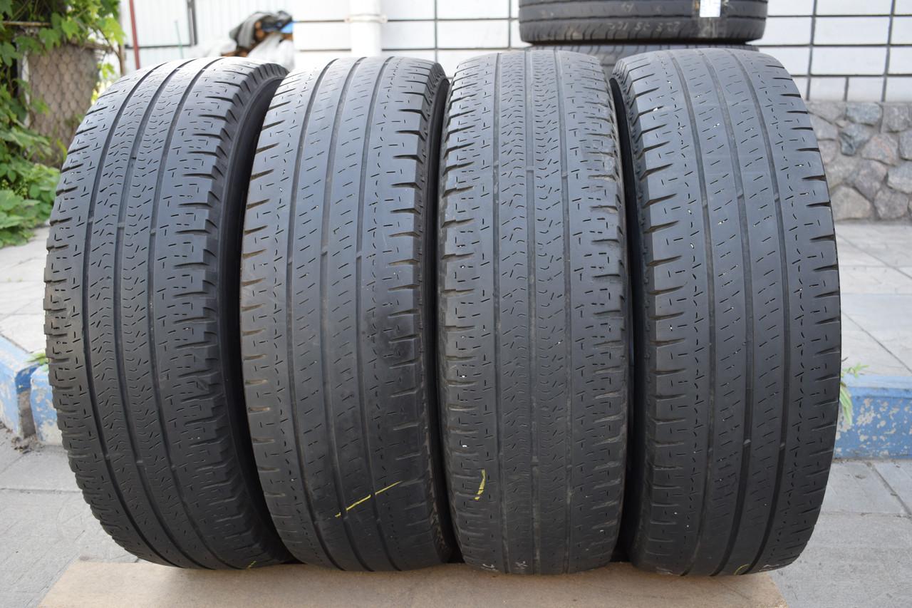 Шины б/у 225/75 R16С Michelin Agilis, ЛЕТО, комплект