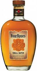 Віскі Four Roses Small Batch (Фо Роузес Смол Батч) 45%, 0,7 літр