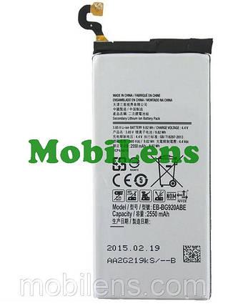 Samsung G920, G920F, Galaxy S6, EB-BG920ABE Аккумулятор, фото 2