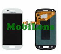 Samsung i8190, i8195, i8200, Galaxy S3 mini Neo Дисплей+тачскрин(модуль) белый Original (AMOLED)