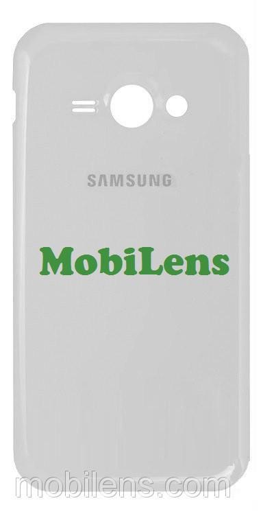 Samsung J110, J110H, J111F, Galaxy J1 Ace Neo Задняя крышка белая