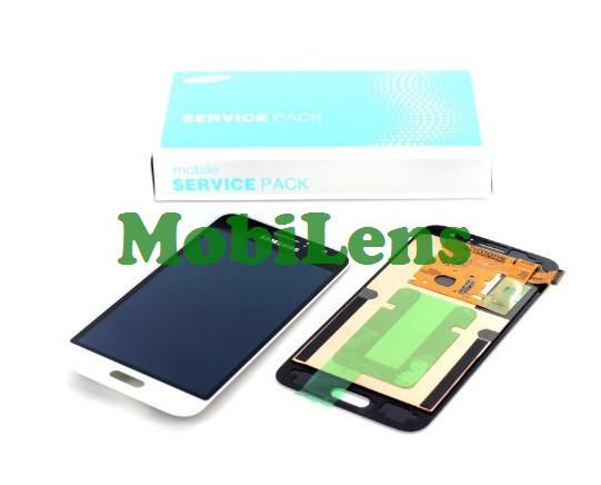Samsung J120, GH97-18224, J120H, Galaxy J1 (2016) Дисплей+тачскрин(модуль) белый Original (Service Pack)