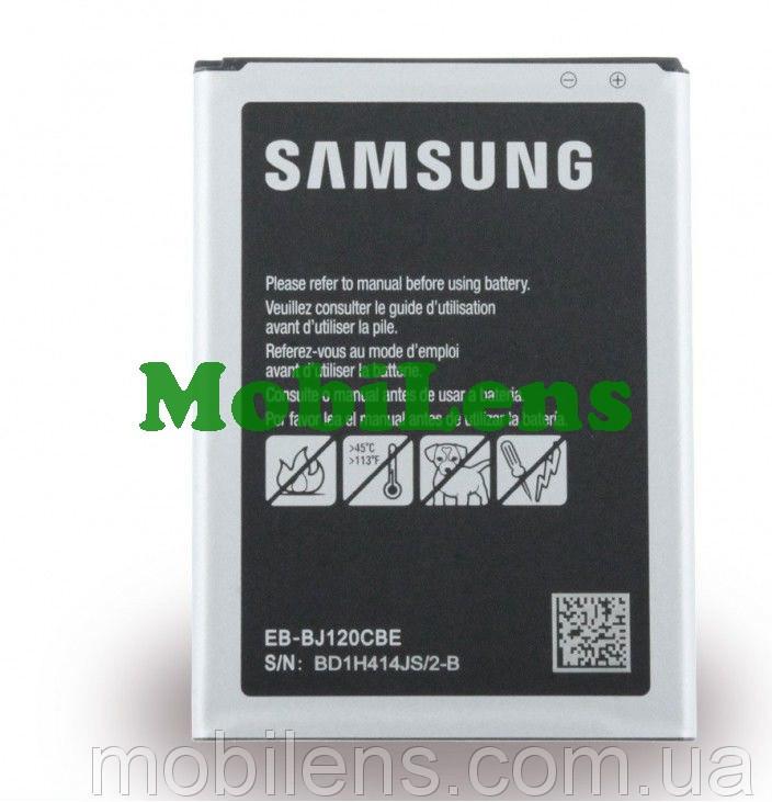 Samsung J120, J120H, Galaxy J1 (2016), EB-BJ120CBE Аккумулятор