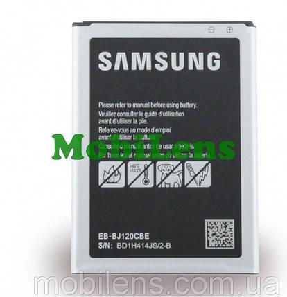 Samsung J120, J120H, Galaxy J1 (2016), EB-BJ120CBE Аккумулятор, фото 2