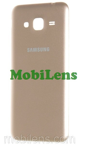 Samsung J320, J320H, J310, Galaxy J3 (2016) Задняя крышка золотистая