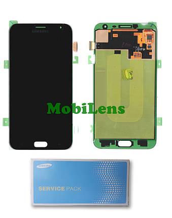 Samsung J400, GH97-21915, J400F, Galaxy J4 (2018) Дисплей+тачскрин(модуль) черный Original (Service Pack), фото 2