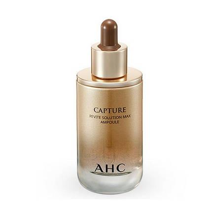 Ампульная антивозрастная сыворотка с коллагеном AHC Capture Revite Solution Ampoule 50 ml, фото 2