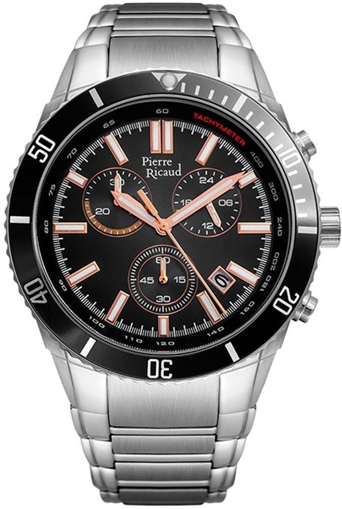 Годинник чоловічий Pierre Ricaud PR 97029.51R4CH
