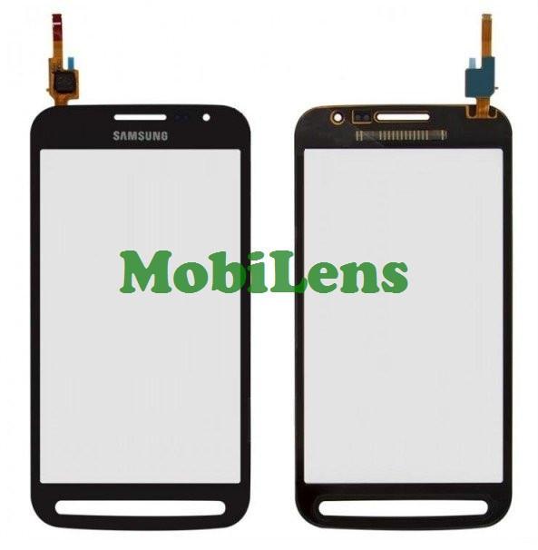 Samsung i8580, Galaxy Core Advance Тачскрин (сенсор) черный