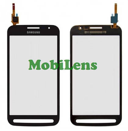 Samsung i8580, Galaxy Core Advance Тачскрин (сенсор) черный, фото 2