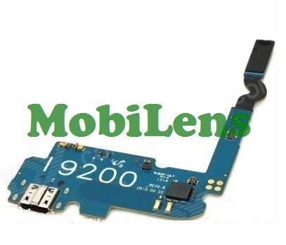 Samsung i9200, i9205, Galaxy Mega 6.3 Шлейф с разъемом зарядки и микрофоном, фото 2