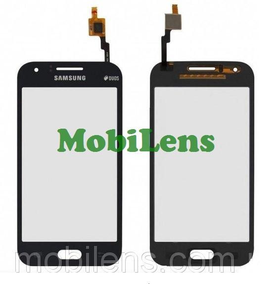 Samsung J100, J100H, Galaxy J1 Тачскрин (сенсор) черный