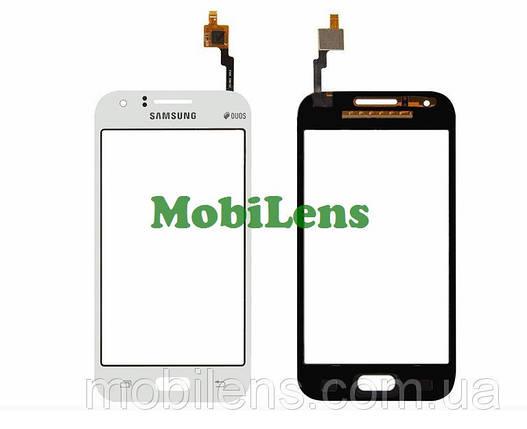 Samsung J100, J100H, Galaxy J1 Тачскрин (сенсор) белый, фото 2
