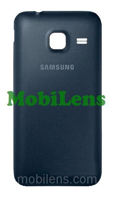Samsung J105, J105H, Galaxy J1 Mini (2016), J1 Mini Prime J106F Задняя крышка черная