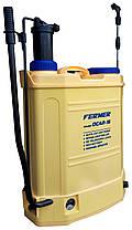 Опрыскиватель садовый аккумуляторный Фермер OCAR-16 (2 в 1), фото 3