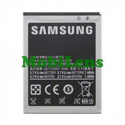 Samsung S5250, EB494353VU, C6712, i5510, S5570, S5570i, S5750, S5753, S7230 Аккумулятор, фото 2