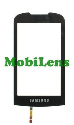 Samsung S5560 Тачскрин (сенсор) черный, фото 2
