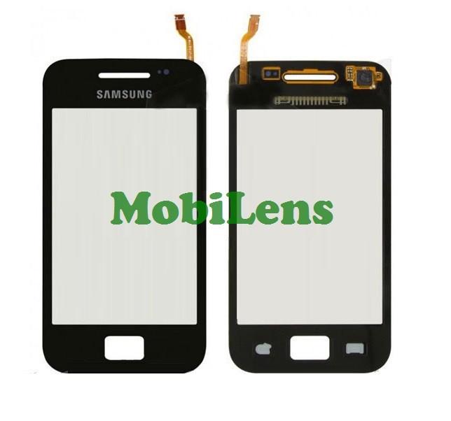 Samsung S5830i, S5839i Galaxy Ace Тачскрин (сенсор) чёрный
