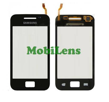 Samsung S5830i, S5839i Galaxy Ace Тачскрин (сенсор) чёрный, фото 2
