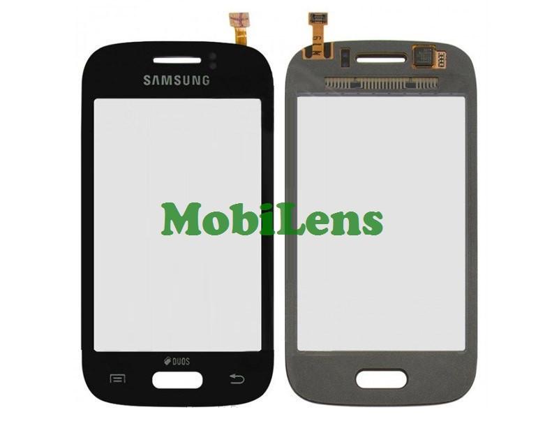 Samsung S6310, S6312 Galaxy Young Тачскрин (сенсор) синий