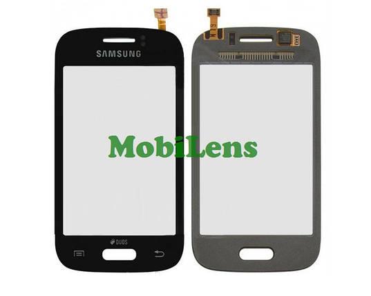Samsung S6310, S6312 Galaxy Young Тачскрин (сенсор) синий, фото 2