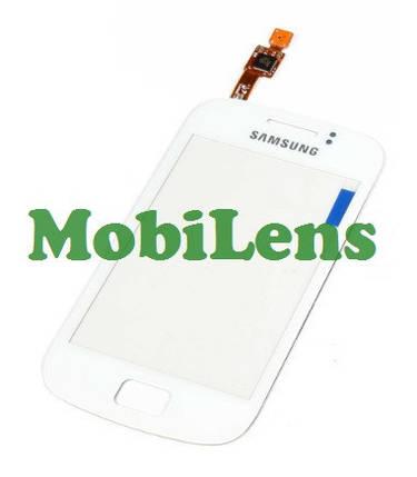 Samsung S6500, Galaxy mini 2 Тачскрин (сенсор) белый, фото 2