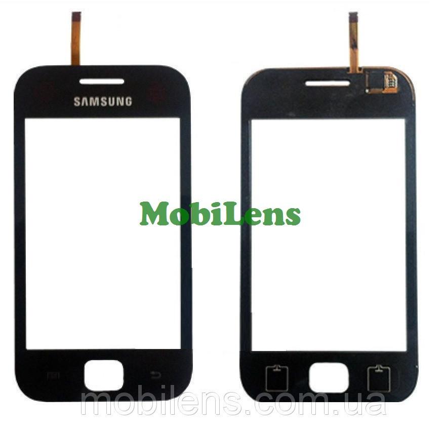 Samsung S6802, S6352 Galaxy Ace Duos Тачскрин (сенсор) чёрный