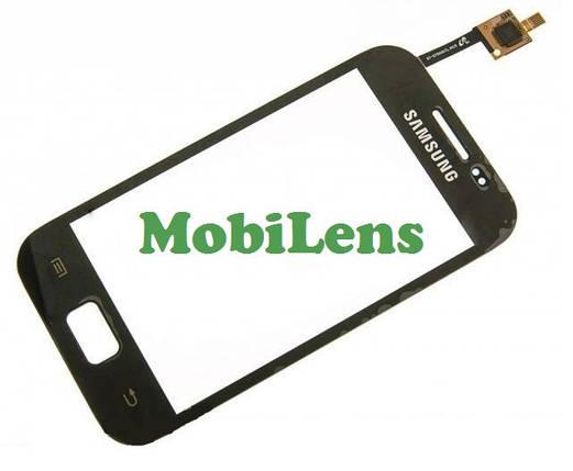 Samsung S7500 Тачскрин (сенсор) чёрный, фото 2